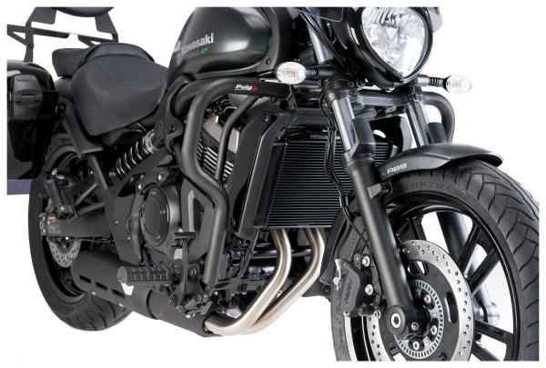 Puig Engine Guards Kawasaki Vulcan 2015-2019 - Cycle Gear
