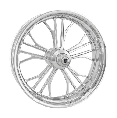 Performance Machine Dixon 17 x 6 Rear Wheel For Harley