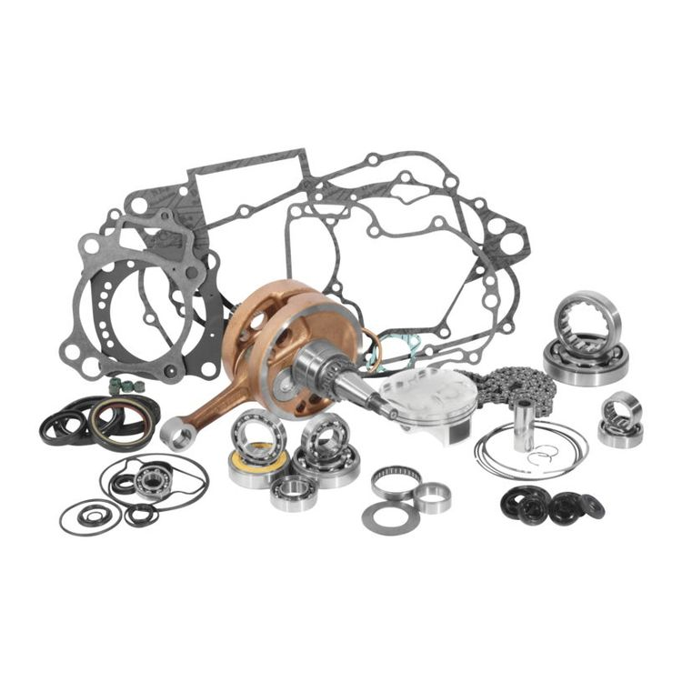 Wrench Rabbit Engine Rebuild Kit Kawasaki KLX400R 2003