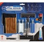 Oxford Co2 Tire Repair Kit Cycle Gear