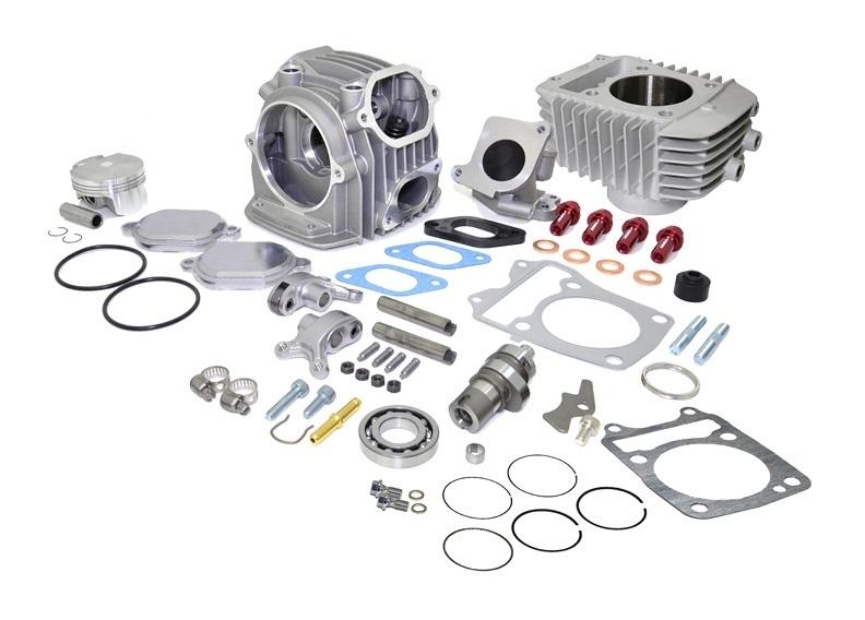 Koso 170cc Big Bore Kit With 4V Head Honda Grom 2014-2019