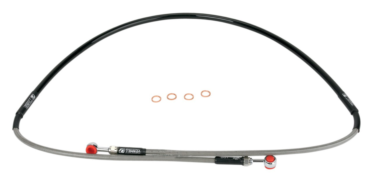 Moose Racing Front Brake Line Yamaha YZ80 / YZ85 2001-2014
