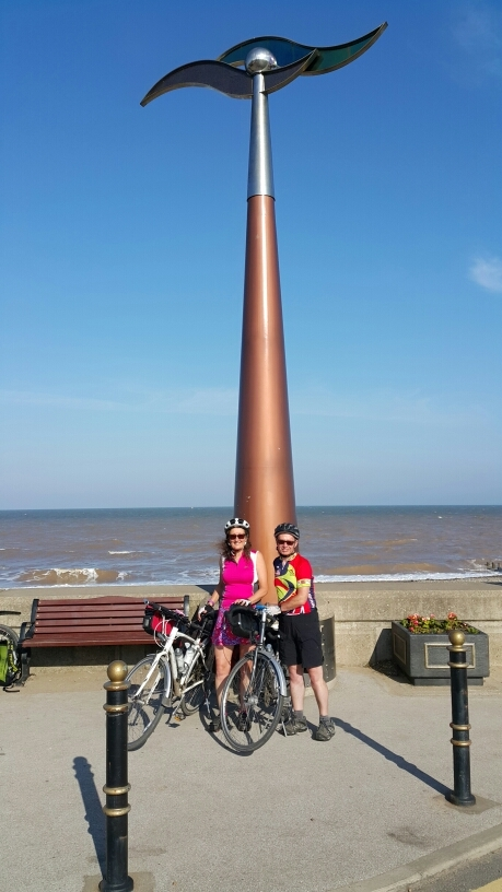 TPT Day 5 - Howden to Hornsea and Hull