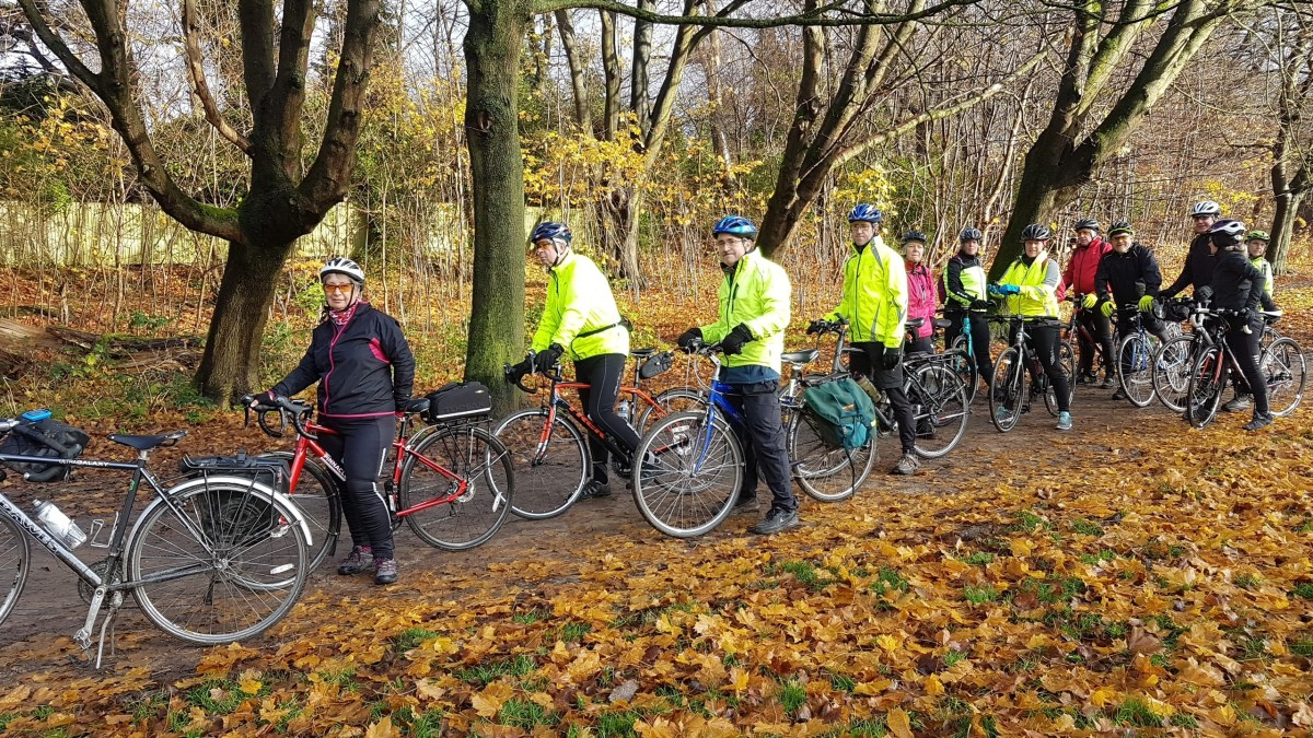 SCCC Peover Heath Ride - The December version
