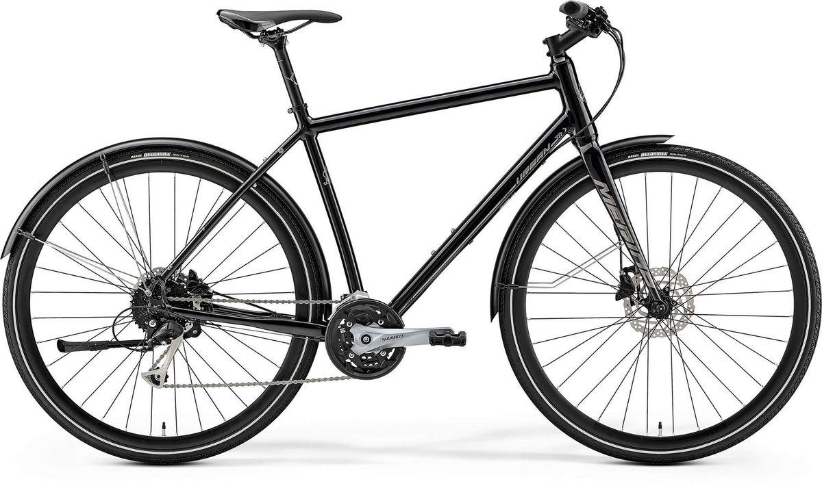 MERIDA Crossway Urban 100 2019 :: £700.00 :: Leisure Bikes