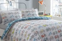 Funky King Size Bicycle Duvet Set | CycleMiles