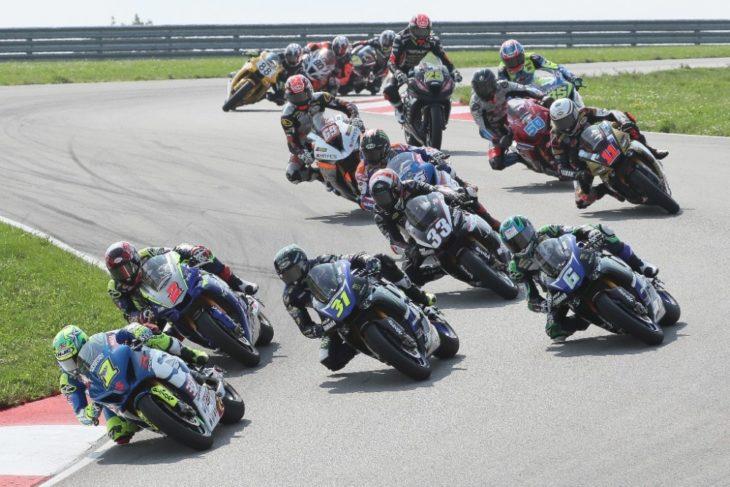 motorcycle road racing news