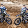New Yamaha Factory Racing Squad To Contest 2019 Ama Sx And