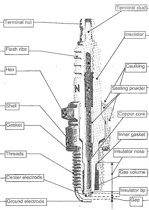 honda zoomer x wiring diagram 2007 element spark plug guide sparkplugparts