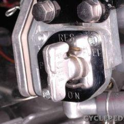 2002 Yamaha Virago 250 Wiring Diagram Vauxhall Zafira Xv250 V Star Motorcycle Service Manual Cyclepedia 55 Jpg