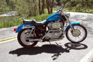 Sportster HarleyDavidson XL883 XL1200 Manual 19912003  Cyclepedia