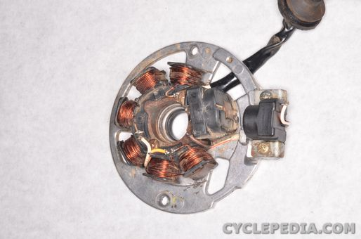 Kick Start Stator Wiring Harness Diagram Get Free Image About Wiring