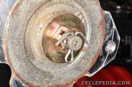 polaris sportsman 90 wiring diagram lewis dot for na 50 and scrambler atvs online service manual cyclepedia atv rear wheel hubs