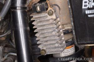 KL250 Super Sherpa Kawasaki Motorcycle Service Manual  Printed