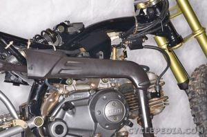 Yamaha TTR50 Motorcycle Service Manual Online  Cyclepedia