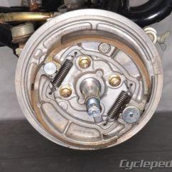 Kawasaki Klf220 Wiring Diagram Classroom Arrangement Bayou 220 250 Klf250 Service Manual Cyclepedia Front Brake