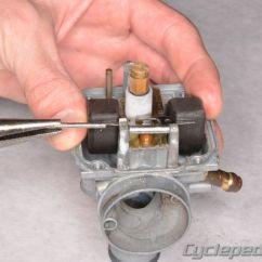 Kawasaki Bayou 220 Parts Diagrams 66 Mustang Power Steering Diagram 250 Klf220 Klf250 Service Manual - Cyclepedia