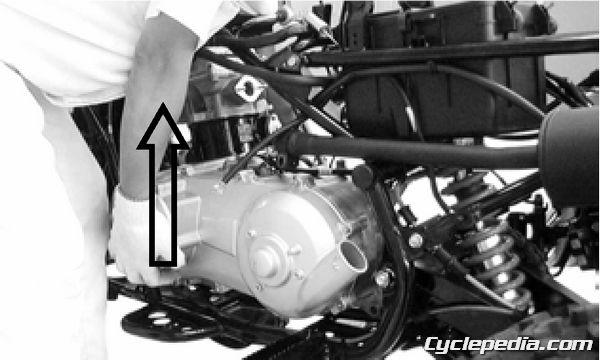 Timing Belt Pulleys Diagram