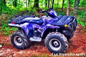 2004  2014 Polaris 400, 450, 500 Sportsman Carburated ATV