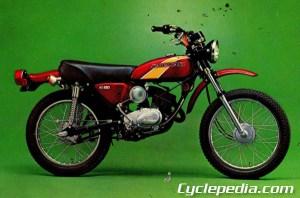 19711981 Kawasaki G5 KE100 Motorcycle Online Service Manual  Cyclepedia
