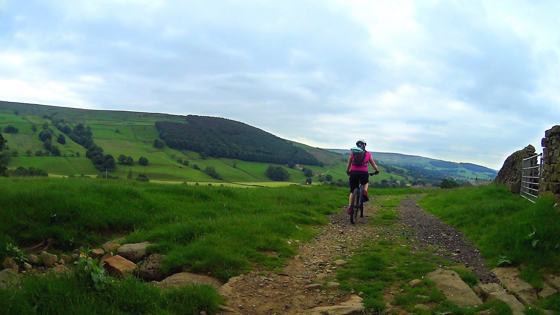 Thumbnail for Nidd Valley Mountin Biking