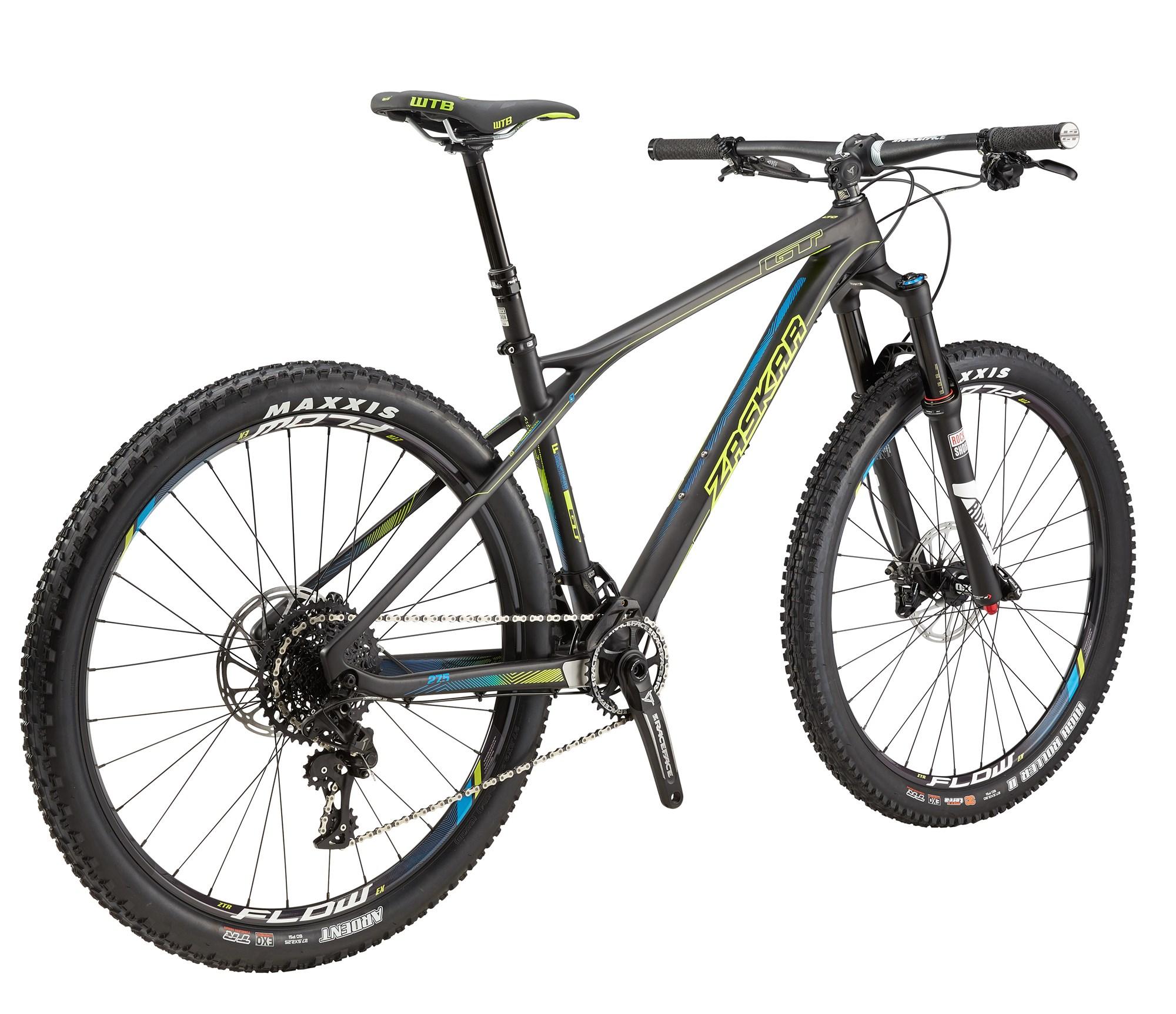 Gt Zaskar Carbon Ltd 27 5 650b Cross Country Bike
