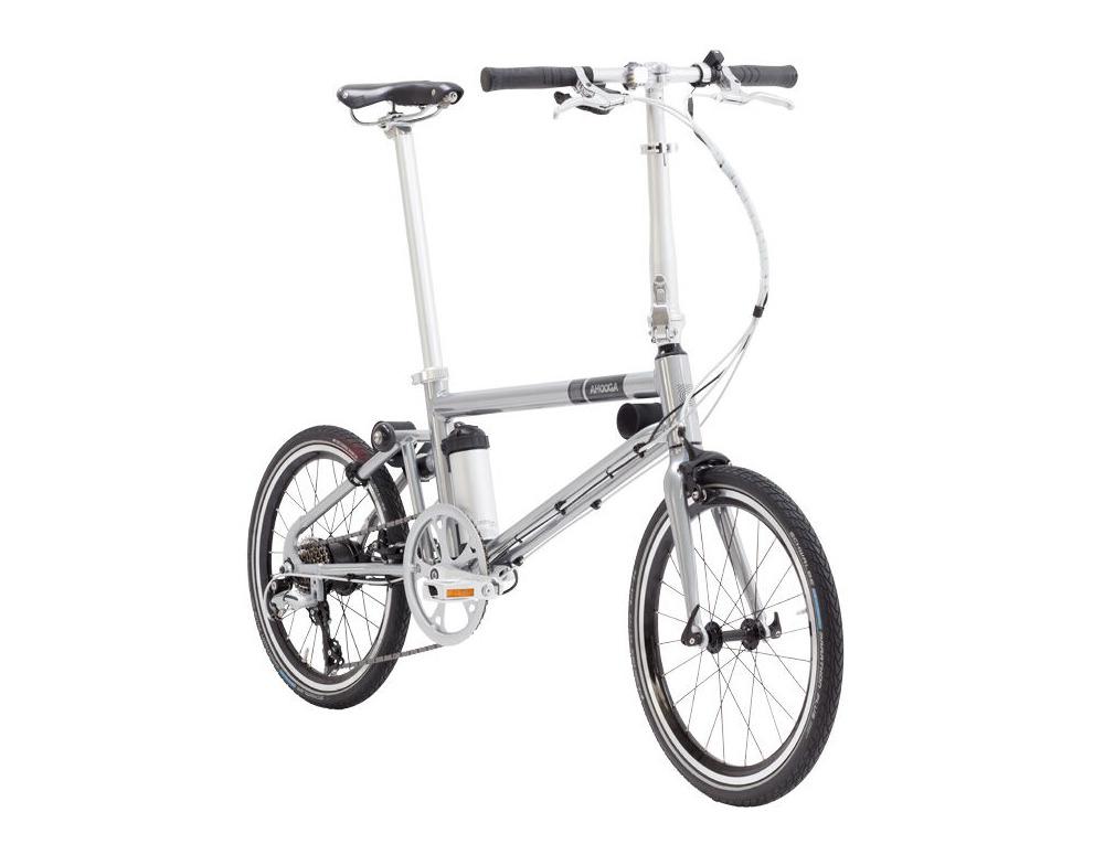 AHOOGA Power + :: :: Electric Bikes :: Electric Folding