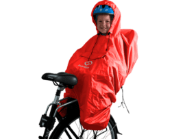 Hamax rear child bike seat accessories - Rain Poncho