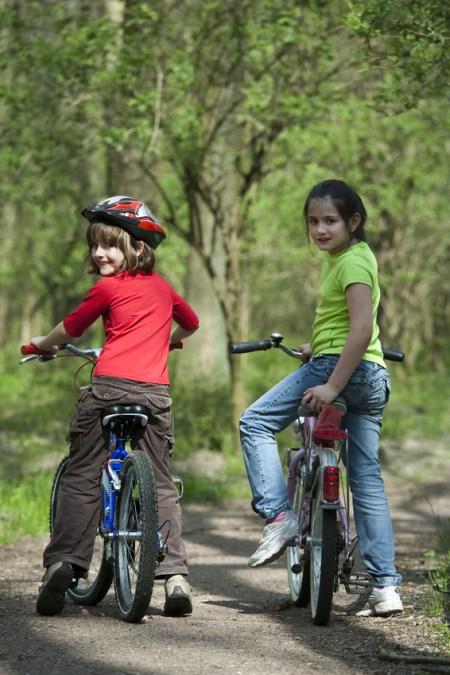Should my child wear a bike helmet?