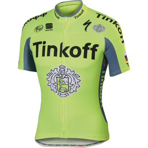 Tinkoff Tour de France kids cycling jerseys