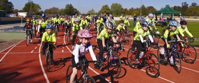 Cycle clubs for kids