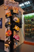 Birmingham NEC Cycle Show - Childrens fun animal bike helmets available in the UK