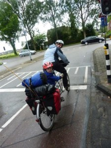 Planning a family cycling holiday to Holland at Easter