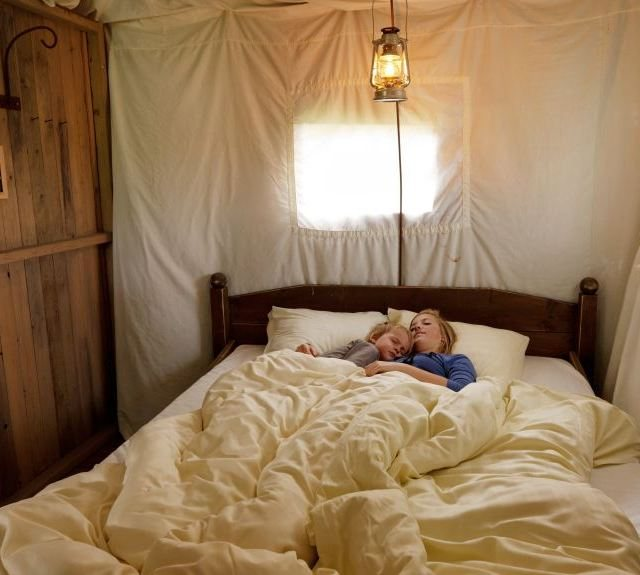 Review of Sunninglye Farm Tunbridge Wells Glamping with Featherdown Farms where we will go camping and cycling
