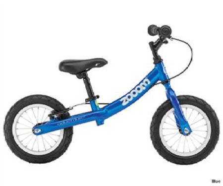 Adventure Zooom balance bike review of a lightweight alumimium balance bike for toddlers and young children