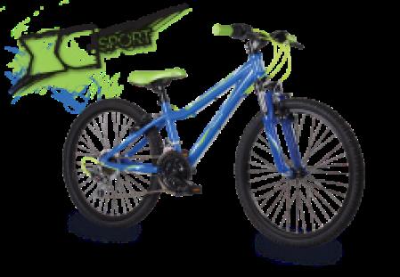 Barracuda Boys 24 XC bike