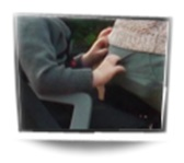 Polisport Guppy rear kids seat safety supports