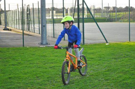 Frog 55 cyclocross race