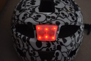 Cube kids bike helmet review