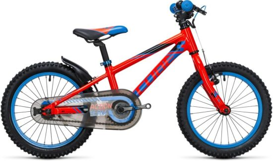 "Cube 160 action team 16"" kids bike - great if you're buying a kids bike this Christmas"