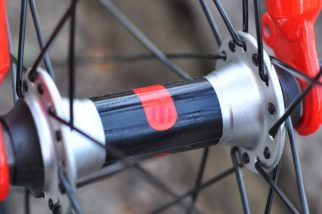 Islabikes Beinn - smooth, buttery hubs