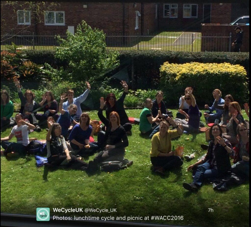 WACC2016 picnic