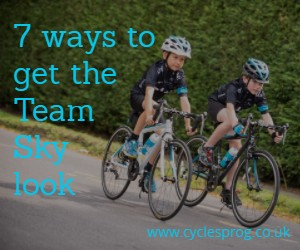 7 ways to get the Team Sky look