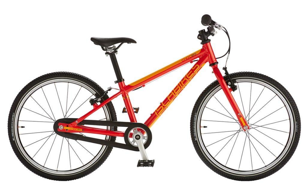 Islabikes Cnoc 20 single gear kids starter bikes