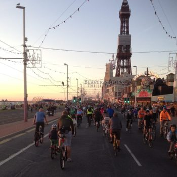 Blackpool Ride the Lights - August