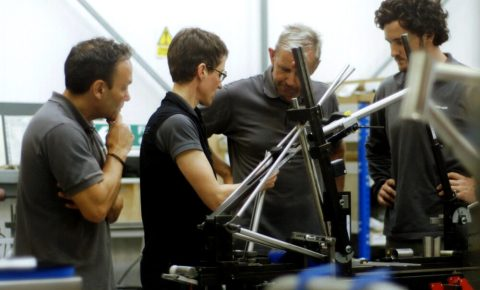Islabikes Project Imagine - redesigning how a kids bike is made