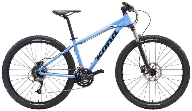 Kona mountain bikes for teenagers - kona tika available in xs and small sizes