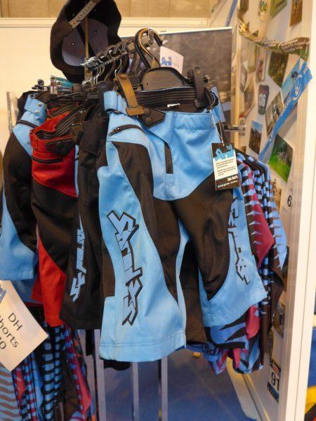 ShredXS junior mountain biking shorts