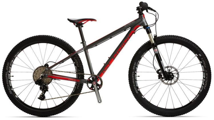 Islabikes Pro Series Creig 26 - one of the best kids mountain bikes with 26 inch wheels available on the UK market
