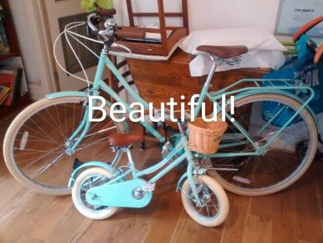 Beautiful Bobbin Bikes